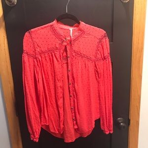 Free People Blouse.